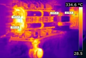 Thermal Image Analasys